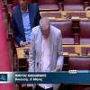 Ολομέλεια Βουλής – Ανοιχτά καταστήματα τις Κυριακές