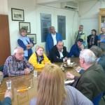 Επίσκεψη στα κεντρικά γραφεία του Δήμου Αθηναίων
