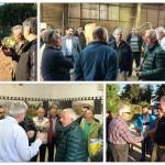 Επίσκεψη στη Διεύθυνση Πρασίνου του Δήμου Αθηναίων