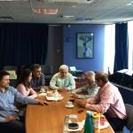 Συνάντηση με Πανελλήνιο Σύλλογο Φυσικοθεραπευτών