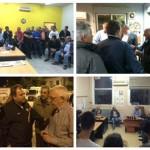 Επίσκεψη στην Καθαριότητα του Δήμου Αθηναίων