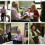 Επίσκεψη στις Τεχνικές Υπηρεσίες του Δήμου Αθηναίων