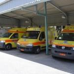 Ως τον Ιούνιο ακινητοποιήθηκαν 126 οχήματα του ΕΚΑΒ!