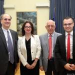 Συνάντηση με την Πρέσβειρα της Αλβανίας στην Ελλάδα