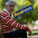 συνέντευξη στη Real News